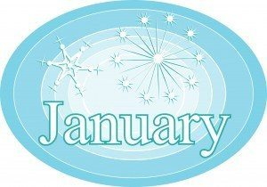 january astrology
