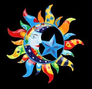 Sun moon Stars astrology