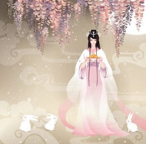 Spring Goddess April Astrology