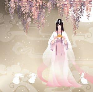 Spring Goddess April Astrology