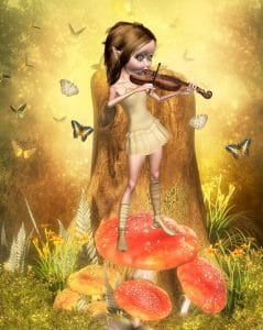 venus fairy fantasy