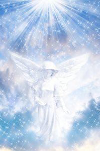 Angel Lights Blue